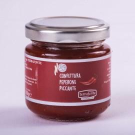 Confettura peperone piccante