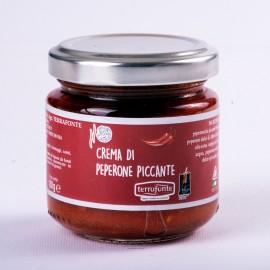 Crema di peperone piccante 80g